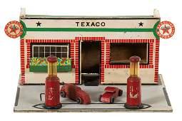 Texaco Gas Station Rich Toys