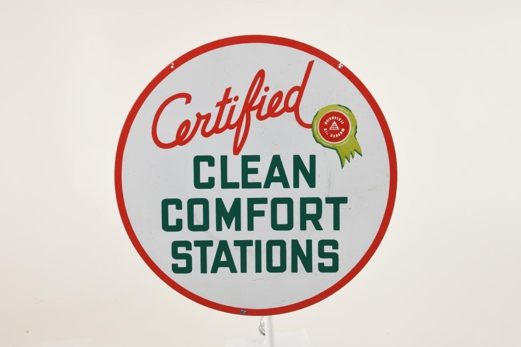 Associated Certified Clean Comfort Station