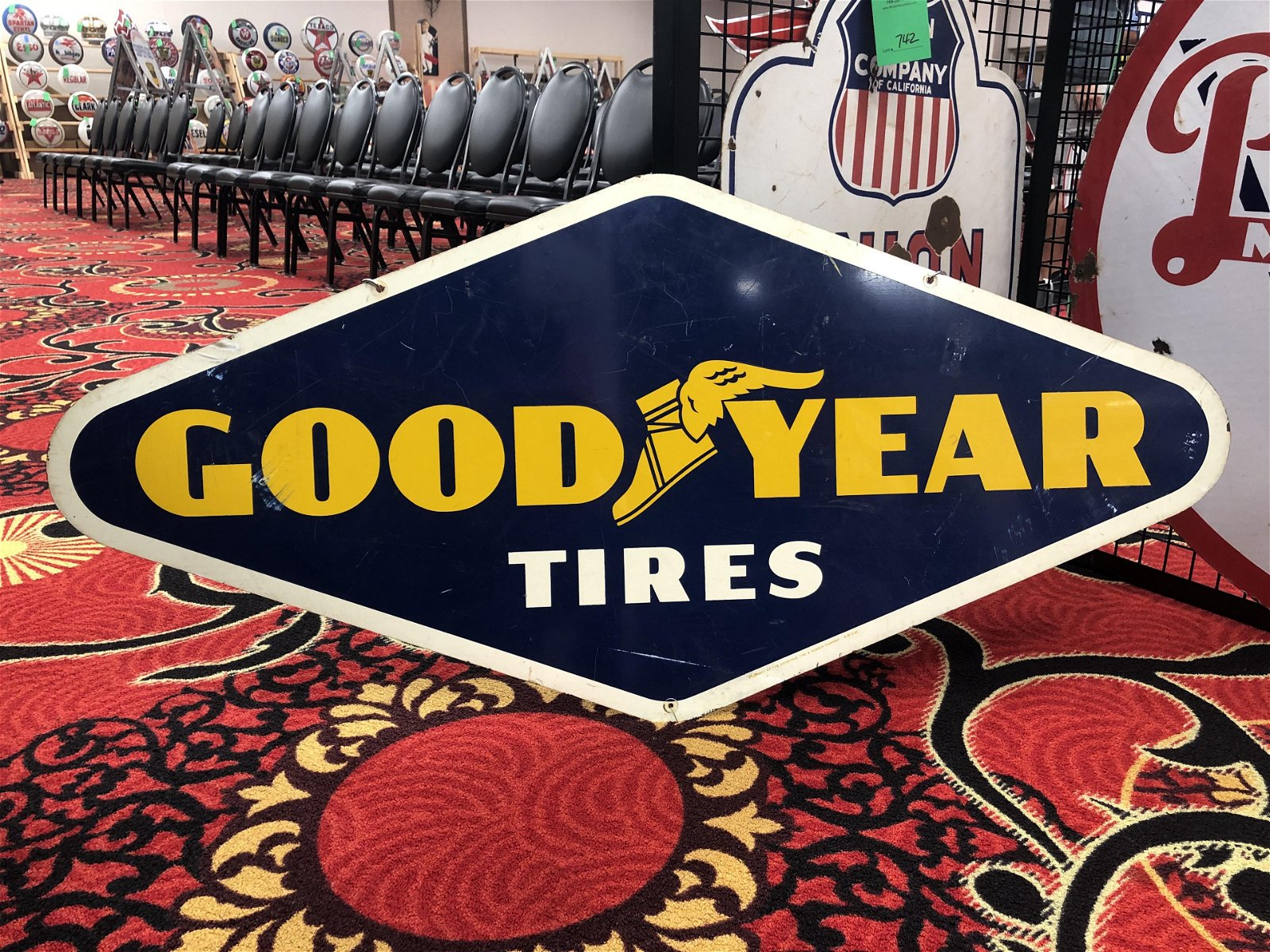 Goodyear Tires Sign