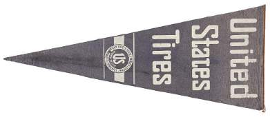 United States Tires Pennant