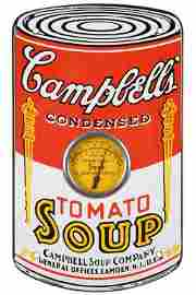 Extremely Rare Campbell's Soup Thermometer