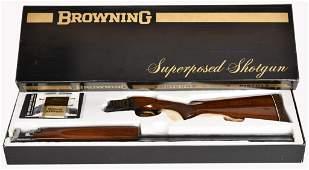 Browning Lightning Over Under 12 Gauge Shotgun New In