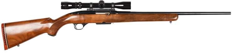 Winchester Model 100 .284 Win. Semi Auto S# 68422