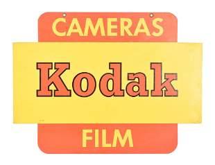 Kodak Cameras Film Metal Sign