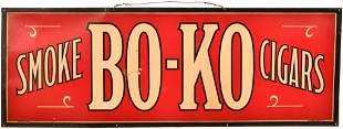 Smoke Bo-Ko Cigars Sign