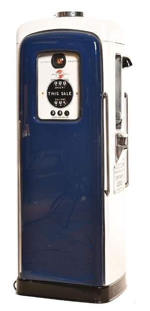 Martin & Schwartz Model #80 Computing Gas Pump,