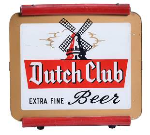 Dutch Club Extra Fine Beer Lighted sign