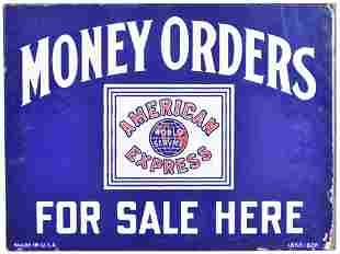 American Express Money Orders For Sale Here Porcelain