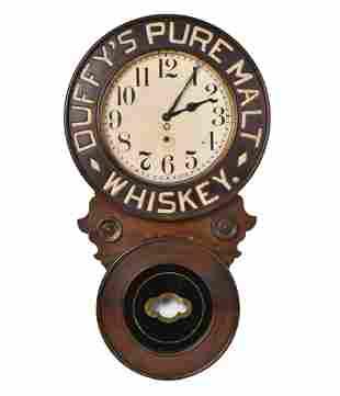 Duffy's Pure Malt Whiskey New Haven, Baird Advertising