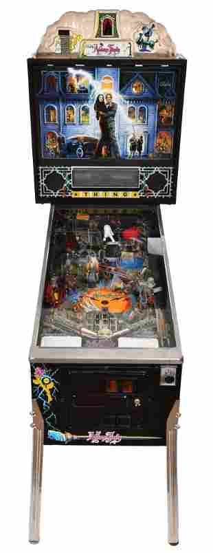 Adams Family Pinball Machine