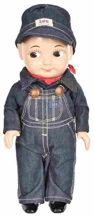Buddy Lee Composite Doll