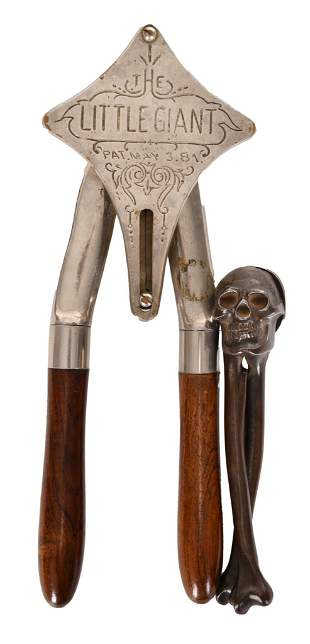 Little Giant and Skull Lemon Squeezers