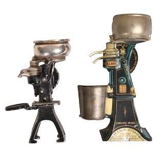 Arcade Toy & DeLaval Tin Match Holder