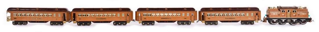 Lionel Standard Gauge Electric Locomotive Model 408E
