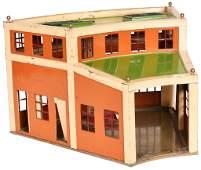 Original Lionel 444 Round House (1932-1935)