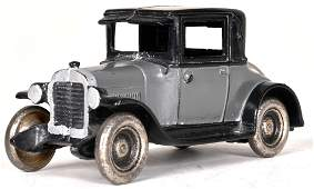 "Arcade Cast Iron ""Ford Model A"" Coupe"