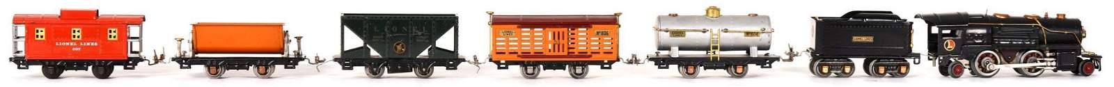 Lionel O Gauge Steam Engine Model #259E (type 1)