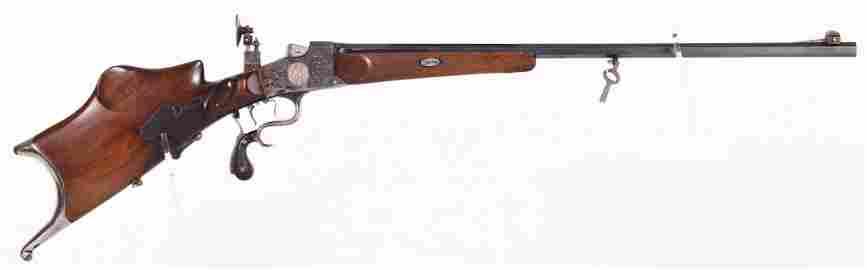 Linden Hanover German Schutzen in 7.6mm x 46.5mm