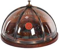 Back Rack Collar Button Counter Display