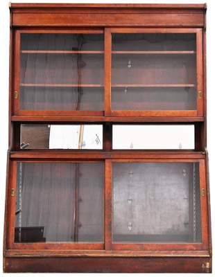 Large General Store Display Cabinets