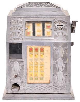Cent-A-Pack 1 Cent Trade Stimulator With Gum Dispenser