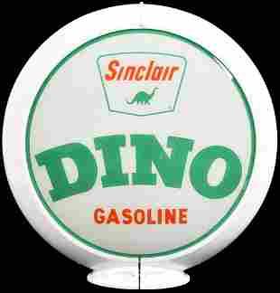 Sinclair Dino Gasoline Globe