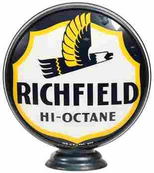"Richfield Hi-Octane w/Eagle 15""D. Globe Lenses"