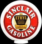 Sinclair Ethyl Gasoline Globe