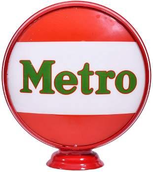 "Metro 16.5""D., Single Globe Lens"
