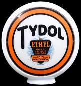 "Tydol w/Ethyl Logo 13.5""D. Globe Lenses"