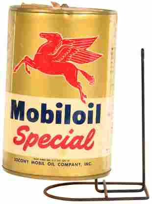 Mobil Special w/Pegasus Motion Lamp, Wall Mounted