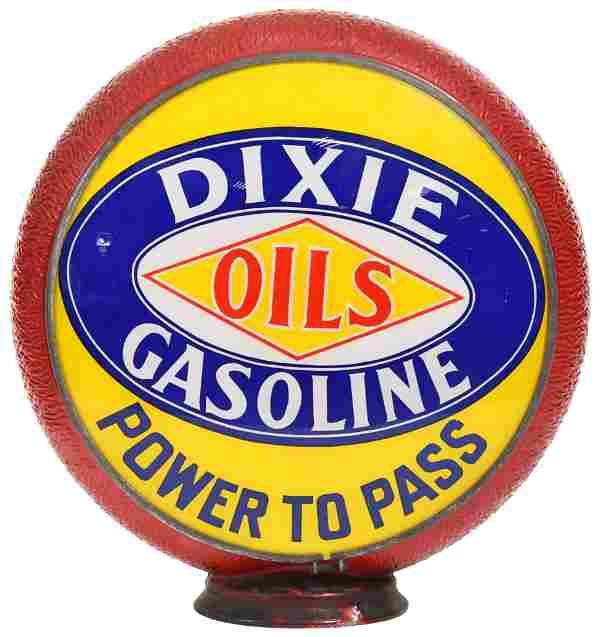 Dixie Ethyl & Power to Pass Gill Globe Lenses