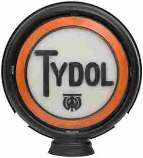 Tydol Milk Glass Cast Lenses w/Logo