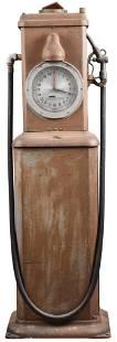M&S Clock Face Gas Pump