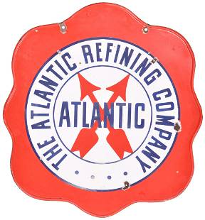 Atlantic Refining Company w/Crossed Arrow Logo
