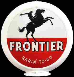 """Frontier """"Rarin-To-Go"""" 13.5"""" Globe Lenses"""