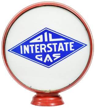 """Interstate Oil Gas 15""""D. Globe Lenses"""