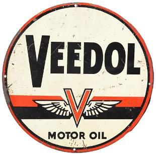 Veedol Motor Oil w/Logo