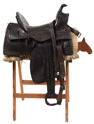 US Military Packer Saddle