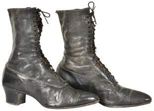 Ladies Victorian Shoes