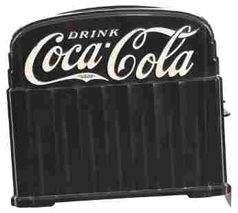 """Drink Coca-Cola """"Free Matches"""" Counter-Top Match"""