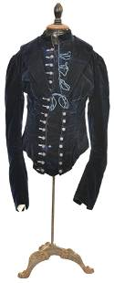 Victorian Style Jacket On Stand
