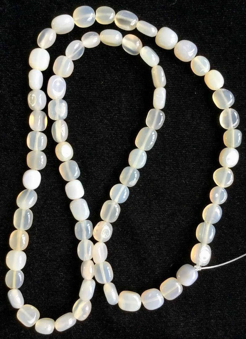 AFRICAN AGATE BEADS - 2