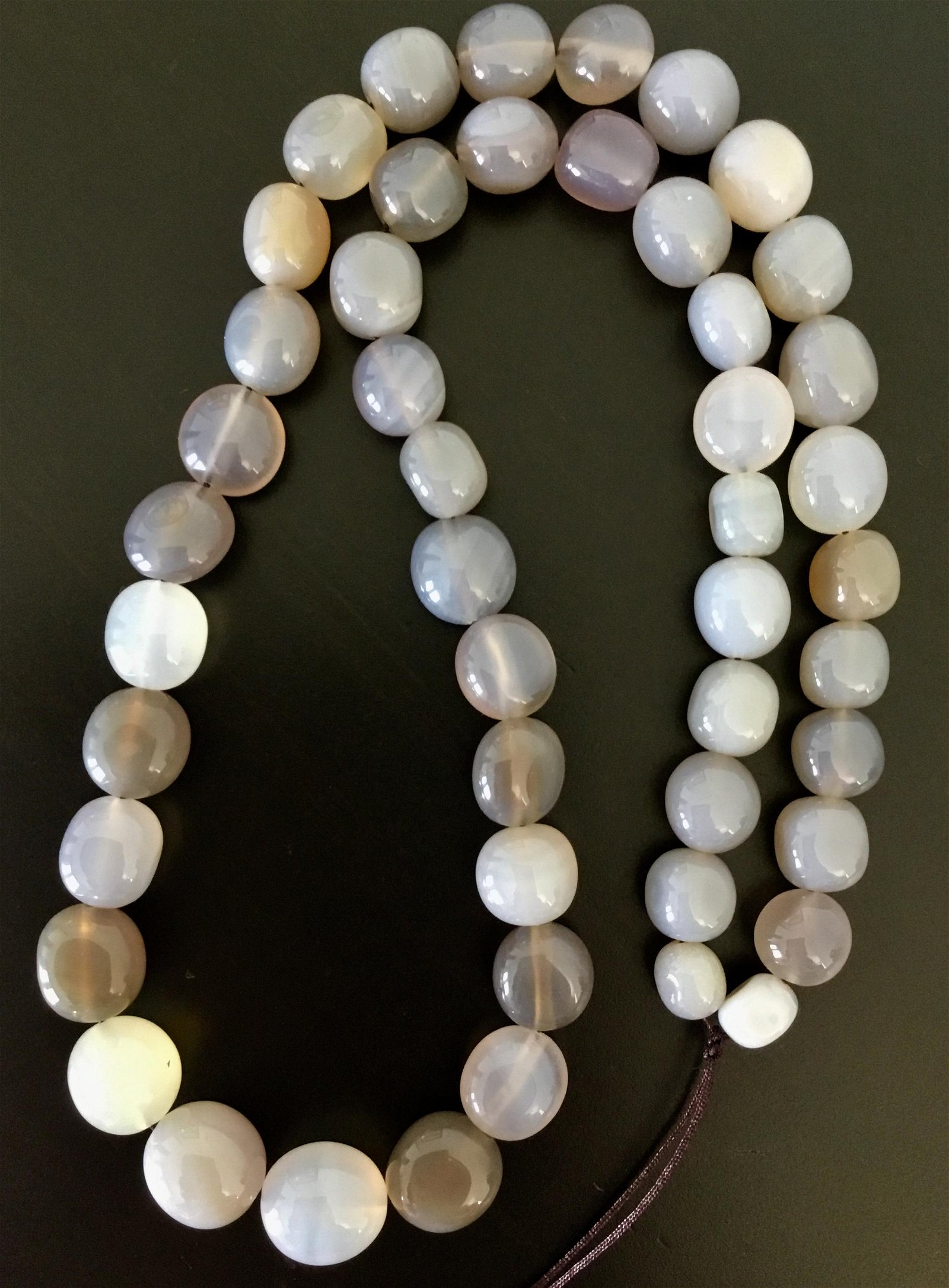 AFRICAN AGATE BEADS