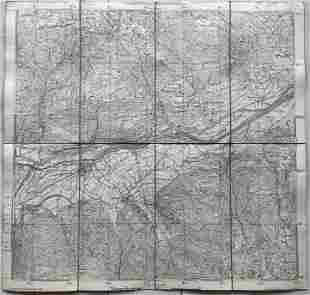 ANTIQUE ITALIAN MAP LACES