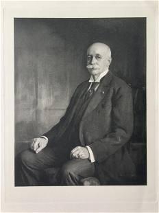 ETCHING OSWALD BIRLEY HENRY EDWARDS HUNTINGTON