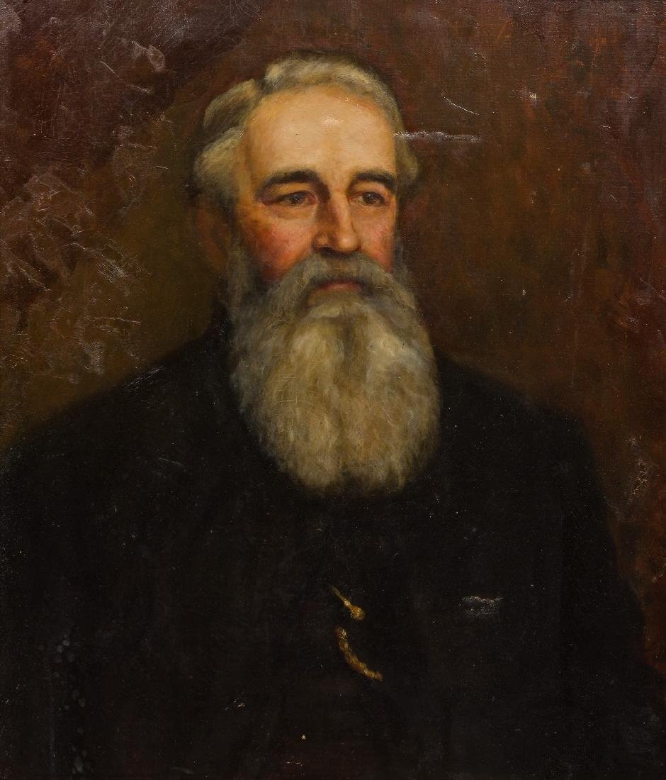 ENGLISH SCHOOL (late 19th/early 20th century) Portrait