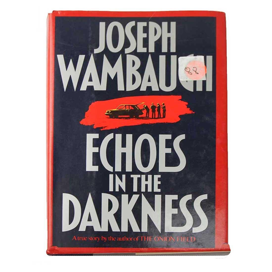 Joseph Wambaugh Autographed Book