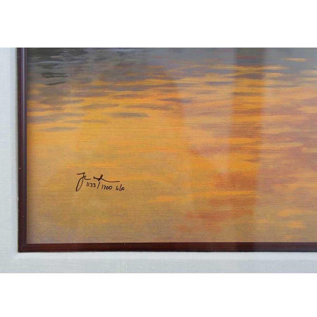 Thomas Kinkade - Sierra Evening Majesty - 3