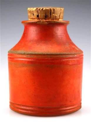 Vintage Mid-Century Modern Danish Spice Jar